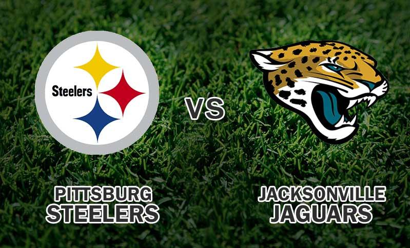 Image result for jaguars v steelers