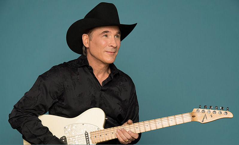Enjoy Country Star Clint Black Live In Concert Plus 3