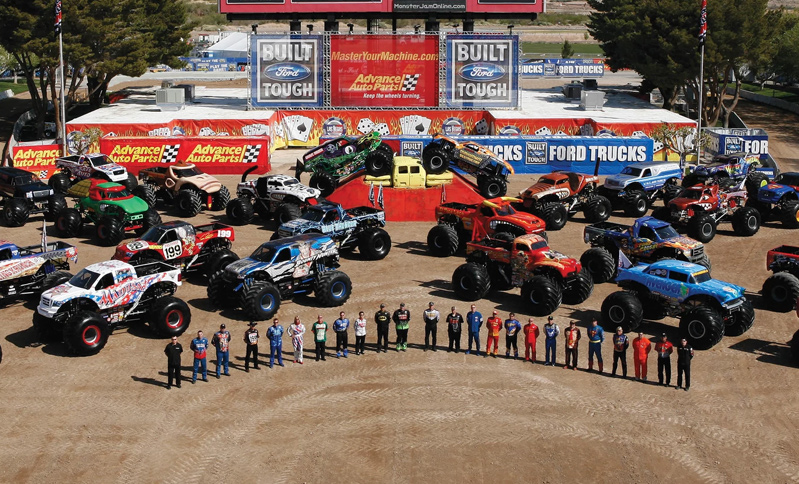 Monster Jam Las Vegas >> Experience The Excitement Of The Monster Jam Truck Finals And Enjoy