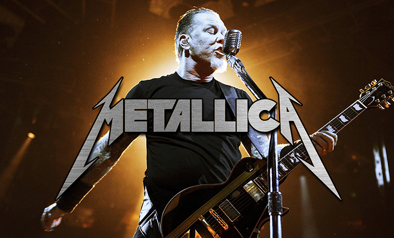Experience The Excitement Of Metallica Live In Concert And