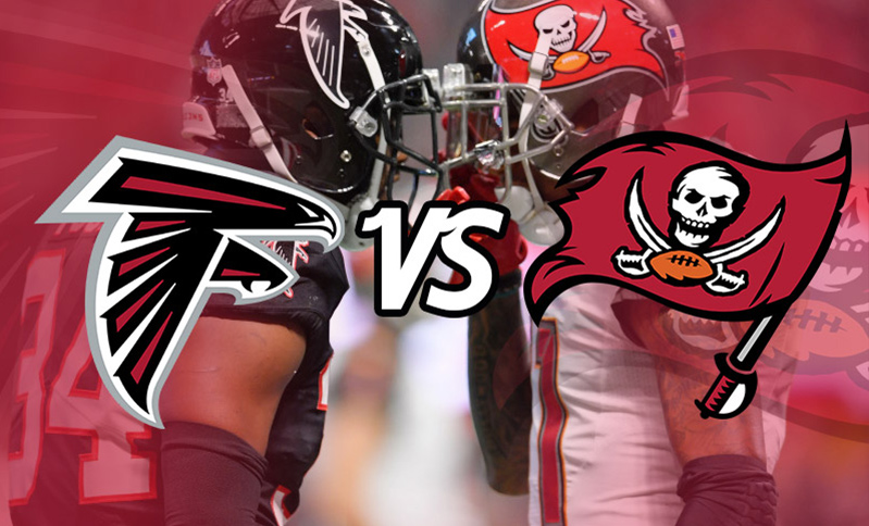 nfl action live in florida atlanta falcons vs tampa bay buccaneers