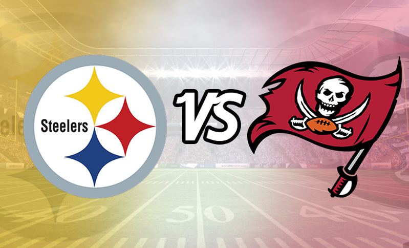 NFL action live in Florida. Pittsburgh Steelers vs Tampa Bay ... 3dbdc80cbb2