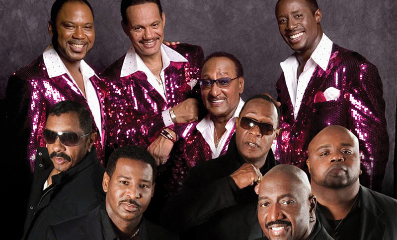 The Temptations and The Four Tops - Westgate Events